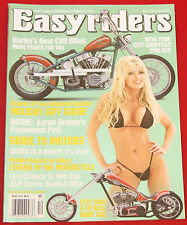 EasyRiders Magazine #402 December 2006 Near Mint Condition