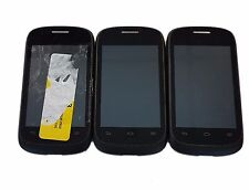 3 Lot ZTE N850L US Cellular Smartphone Android Phone 4GB Touchscreen Qualcomm