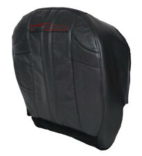 2005 Jeep Grand Cherokee Driver Limited SUV Bottom Leather Seat Cover Dark Gray