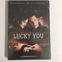 Lucky You Eric Bana Drew Barrymore Robert Duvall DVD Nuevo en Blíster c20