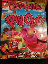 Pig Out Game For Ages 5+ Years By Ideal Games