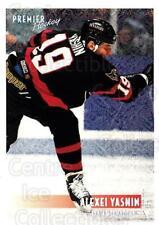 1994-95 Topps Premier Special FX #365 Alexei Yashin