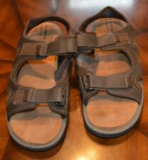 Nunn Bush Men's Brown Sandals Size 11W
