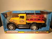 1990 Nylint Steel Classics Delivery Truck Collector Series. New in box
