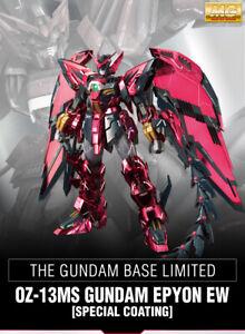 Bandai MG 1/100 Gundam Base Limited Gundam Epyon EW [Special Coating] Gundam W