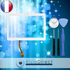 Vitre ecran tactile pour Samsung Galaxy Note 10.1 N8000 N8005 N8010 N8020 blanc