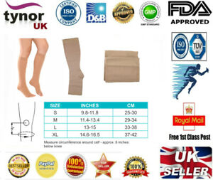 Medical Compression Stocking Knee High (Pair)