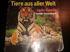 Gli animali provenienti da tutto il mondo RACCOGLITORE ALBUM FERRERO Sticker DUPLO hanuta quasi kmpl. ALT