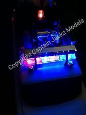 Ghostbusters Ecto - 1 A Kit de iluminación LED (para AMT 1 A Kit Únicamente) Modelo de Coche ECTO 1 A