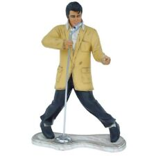 Elvis Rock-n-Roll Singer Statue
