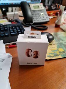 Samsung Galaxy Buds Live Cuffie Intrauricolari Wireless - Mystic Bronze