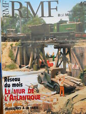 RMF Rail Miniature Flash n°491 2006 Le Reseau Le Mur de L' Atlantique [TR.33]
