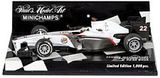 Minichamps Sauber F1 Showcar 2010 - Pedro De La Rosa 1/43 Scale