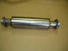 ROVER P6 STAINLESS STEEL FRONT EXHAUST BOX / SILENCER
