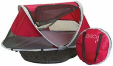 KidCo Peapod Children Travel Bed Peapod Lightweight Mesh Insect Screen Outdoor