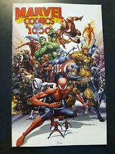 MARVEL COMICS #1000 1:50 Clayton Crain Variant Comic Book NM First Print RARE