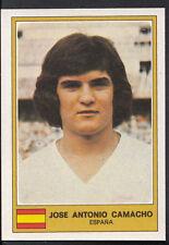 Football Sticker - Panini Euro Football 1976 - No 93 - Jose Antonio Camacho
