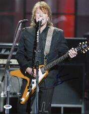 Richie Sambora Bon Jovi Signed Authentic 11X14 Photo Autographed PSA/DNA #Y18713