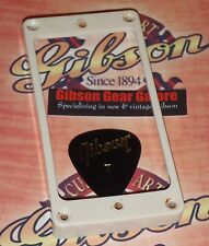 Gibson Les Paul Pickup Ring Creme Humbucker Relic Bridge Guitar Parts SG Cream V