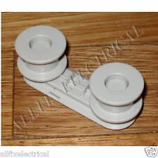 Electrolux, Blanco, Zanussi Dishwasher Dual Basket Rollers - Part # 1522029121