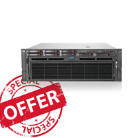 HP ProLiant DL585 G7 4 x 6386 16 core 2.80GHz 1TB RAM P410i 8 x 300GB HDD
