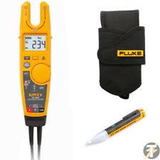 Fluke t6-600 Voltaje & Probador Continuidad kit4g con H5 Funda y 1ac Detector de