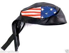 Chapeaux bandanas noir taille unique pour homme