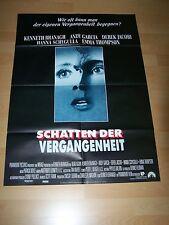 SCHATTEN DER VERGANGENHEIT - Kinoplakat A1 ´92 - KENNETH BRANAGH