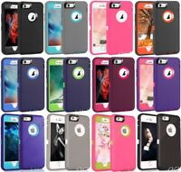 10 Pack Phone Case Cover Protective Hybrid Rugged Shockproof For Apple iPhone