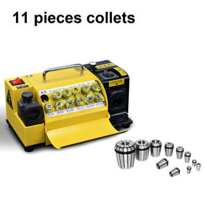 Electric Drill Bit Grinder Boring Tool Sharpener with 11 collects φ3-13mm