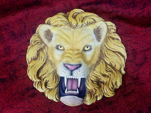 Spoontiques Stepping Stone Lion Head Rare