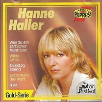Hanne Haller Star Festival (16 tracks, 1987, BMG/AE) [CD]