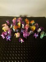 Hasbro MY LITTLE PONY Lot Of 27 Assorted Ponies Generation 3 And Generation 4