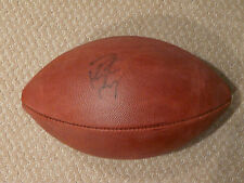 Peyton Manning signed Ball NFL Pro Football The Duke - Leather ball