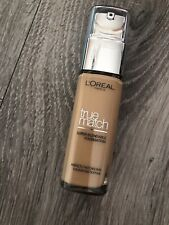 L'OREAL True Match Foundation Shade# Golden Natural 30ml - New & Sealed