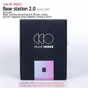VALVE INDEX base station 2.0 VR games tracking HTC Vive Pro STEAM VR in box