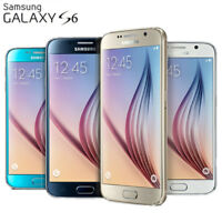 "Samsung Galaxy S6 5.1"" 32GB Factory Unlocked Cellphone 4G LTE Android Smartphone"