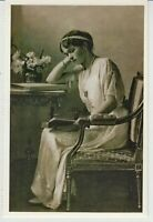 Grand Duchess Olga Nicolaevna, St. Petersbourg, 1912 Reprint Photo Postcard