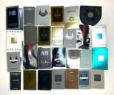 Men Designer Perfume Vials Samples Choose Scents, Combined Shipping & Discount