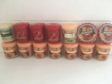 Yankee Rare Wax Melts And Votive Candles