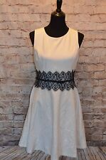 Modcloth Stunning Soloist Dress NWOT Sz 8 Wendy Bird A-line Knit Gorgeous