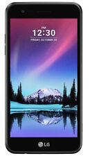 LG K4 (2017) schwarz Dual-sim Android Smartphone