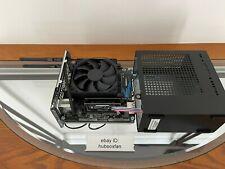 AMD Ryzen 7 5700G 8 Core APU, ASRock Deskmini X300, 16gb, 2TB NVMe + 2 x 2TB SSD