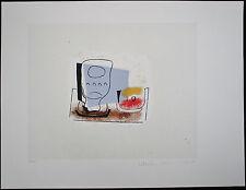 Pablo PICASSO, Nature morte au verre, Marina Picasso Estate Collection S/N