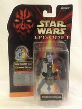 Star Wars Episode I 1  DESTROYER DROID 1998 the phantom menace action figure