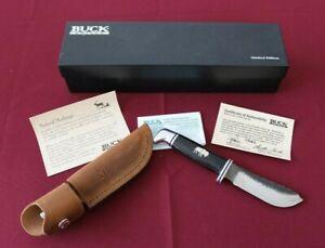 Buck Knives 103 Knife Chipflint Chip Flint Skinner Rare Limited Edition