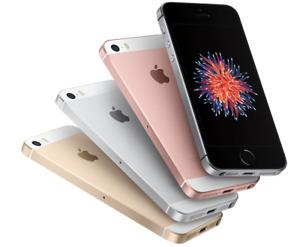 Apple iPhone SE 16GB 32GB 64Gb 128GB GSM Unlocked Verizon AT&T T MOBILE