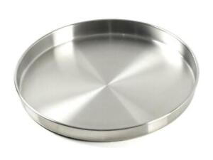 Aluminium Backblech Rund, Backform, Firin Tepsi Yuvarlak 30-32-36-38-40-42cm
