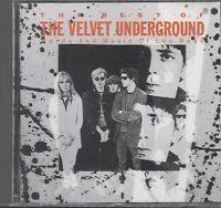 The Velvet Underground - The Best of the Velvet Underground: cd