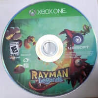 Rayman Legends - Xbox One - Great Condition - Disc Only - SHIPS FAST!!!